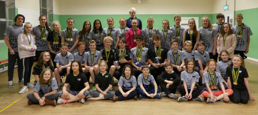 WYRE FOREST SWIMMING CLUB DEFEND THEIR TITLE AT HEREFORD 2018