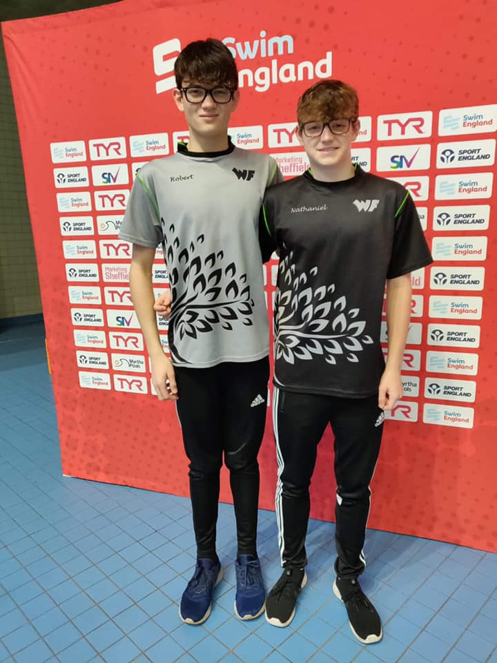 Wyre Forest Swimming Club Compete at the Swim England National Winter Championships 2018