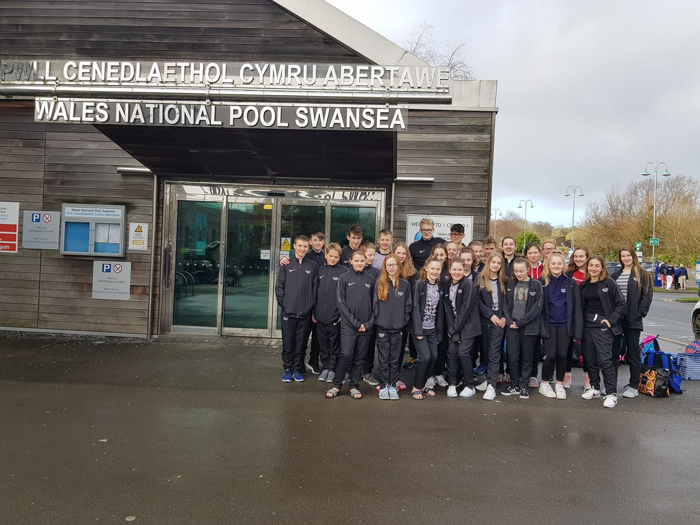 WFSC's SWANSEA ADVENTURE