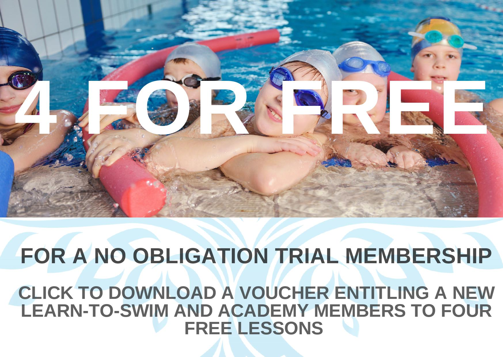 WYRE FOREST SWIMMING CLUB PROMOTION
