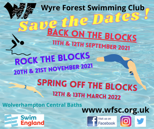 WFSC Upcoming Open Meets